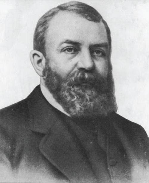 Copy of D.L. Moody (1837-1899)