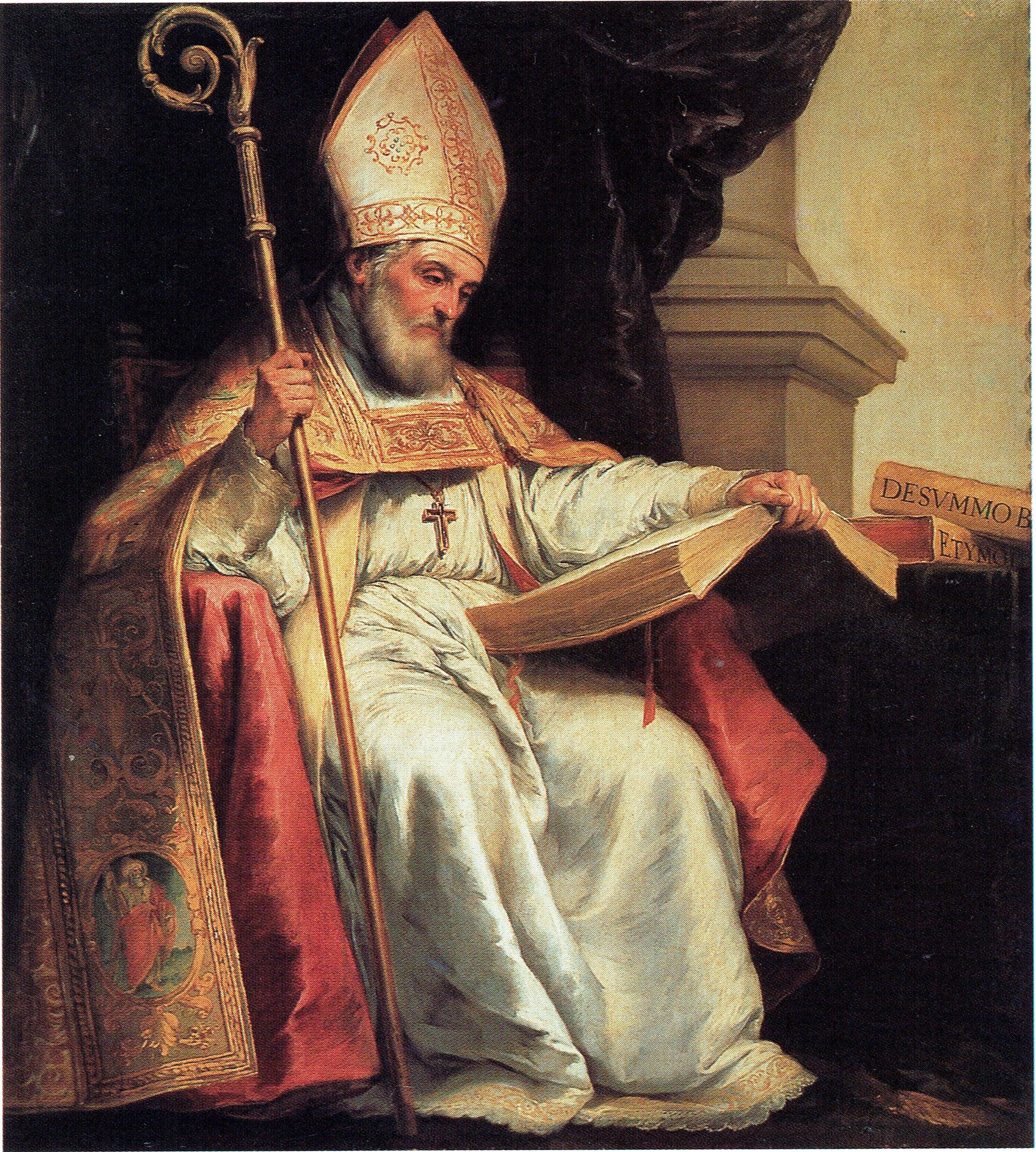 Copy of Isidore of Seville (560-636)