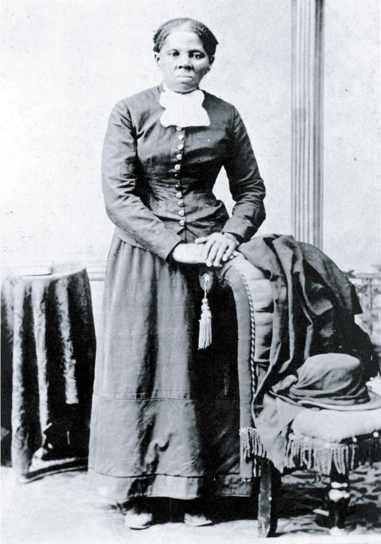 Copy of Harriet Tubman (1820-1913)
