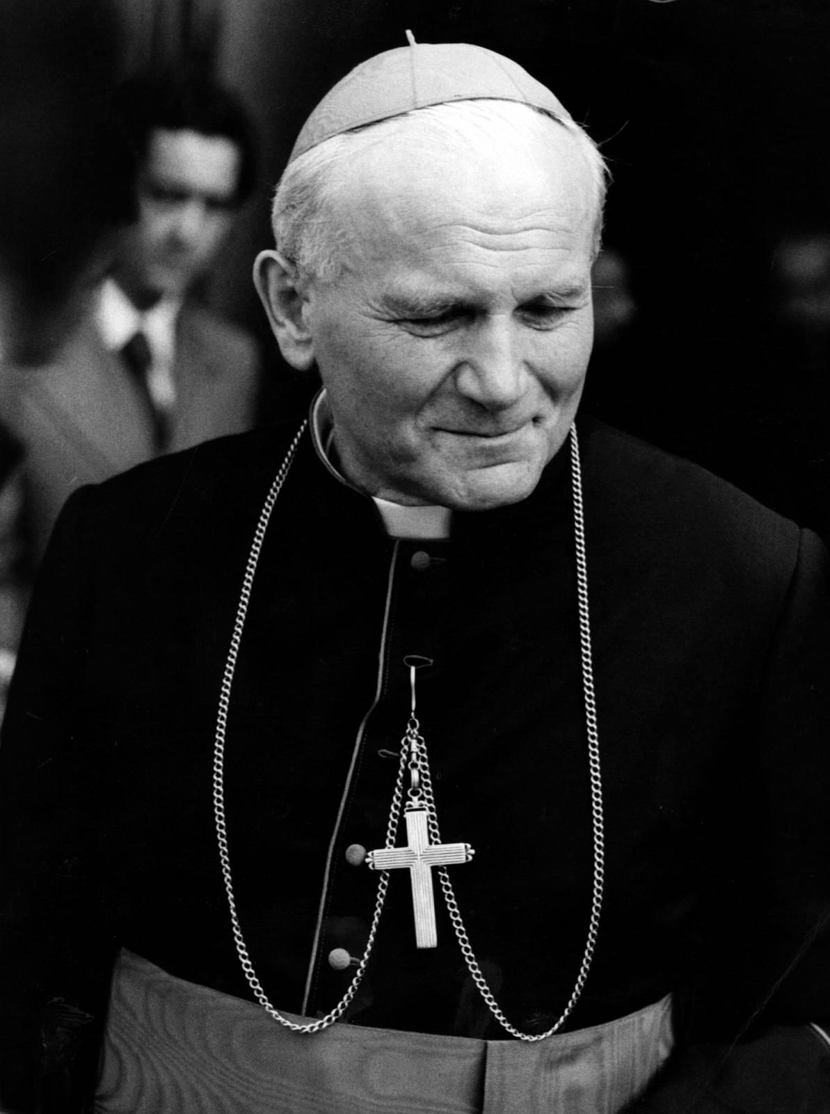 Copy of John Paul II (1920-2005)
