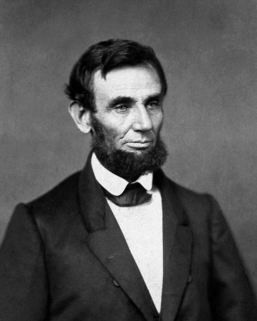 Copy of Abraham Lincoln (1809-1865)