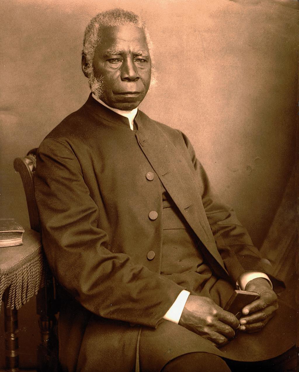 Samuel Ajayi Crowther (1804-1891)