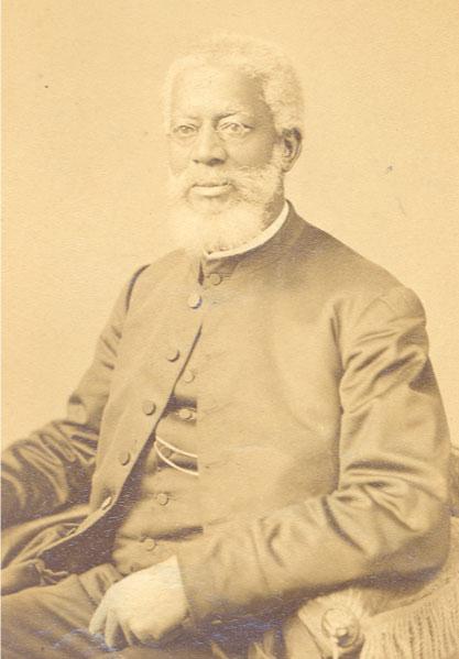 Alexander Crummell (1819-1898)