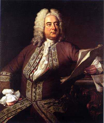 George Handel (1685-1759)