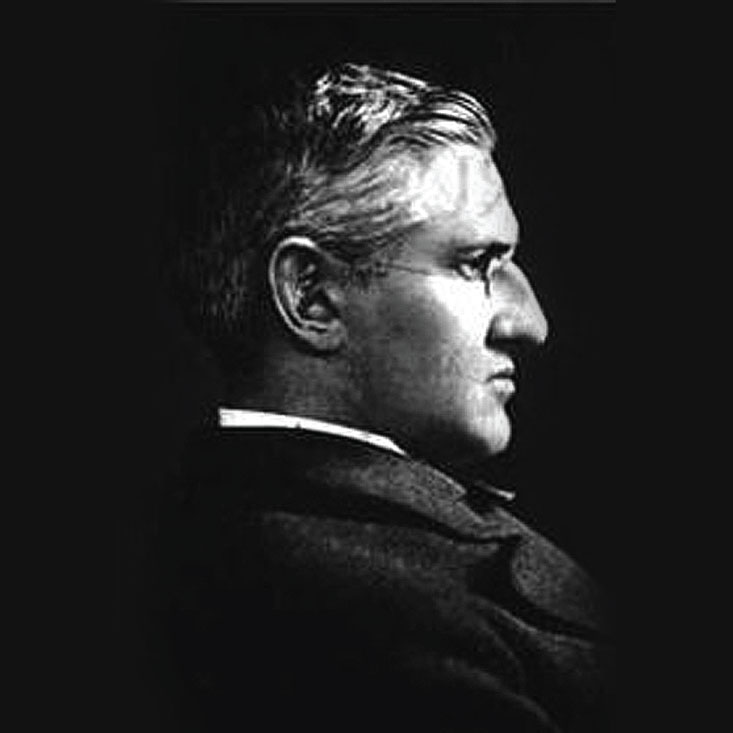 Horatio Spafford (1828-1888)