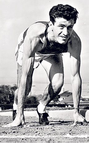 Louis Zamperini (1917-2014)