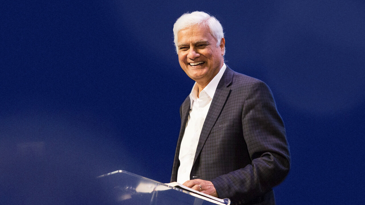 Robin Schumacher on Ravi Zacharias and te Third Level of Truth