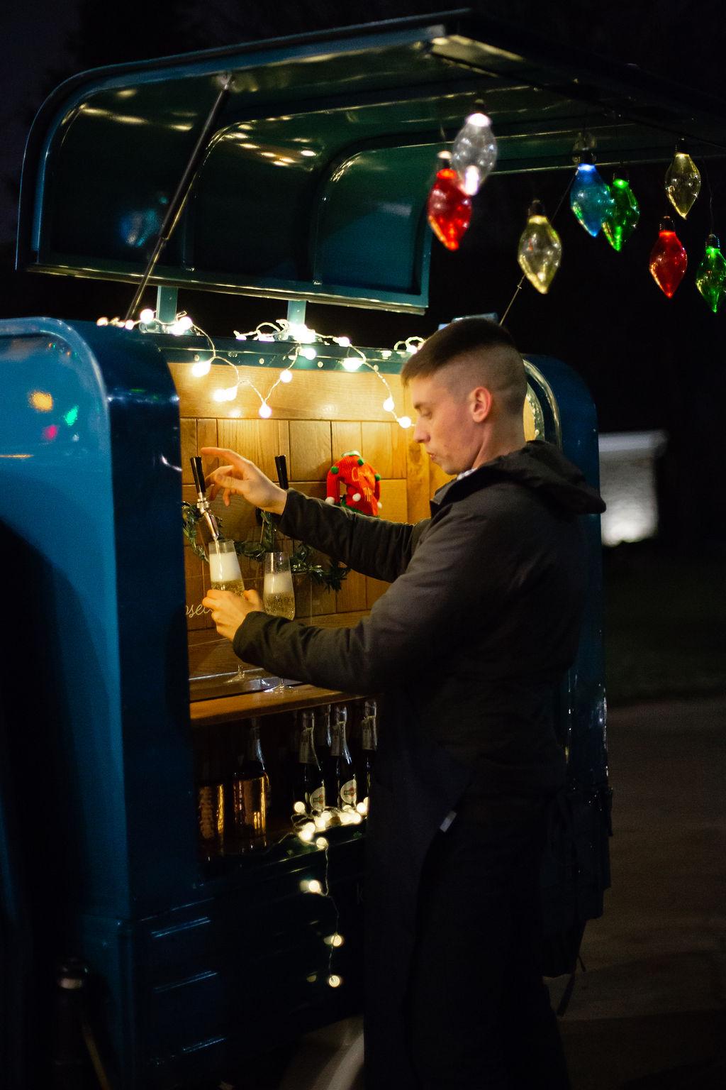 Fizzolino bartenders