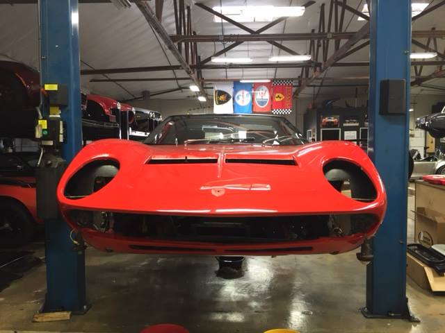 RESTORATION - We restore classic cars from the ground up.