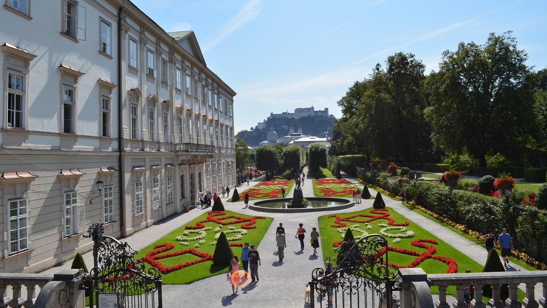 Mirabell Palace & Gardens - Salzburg, Austria