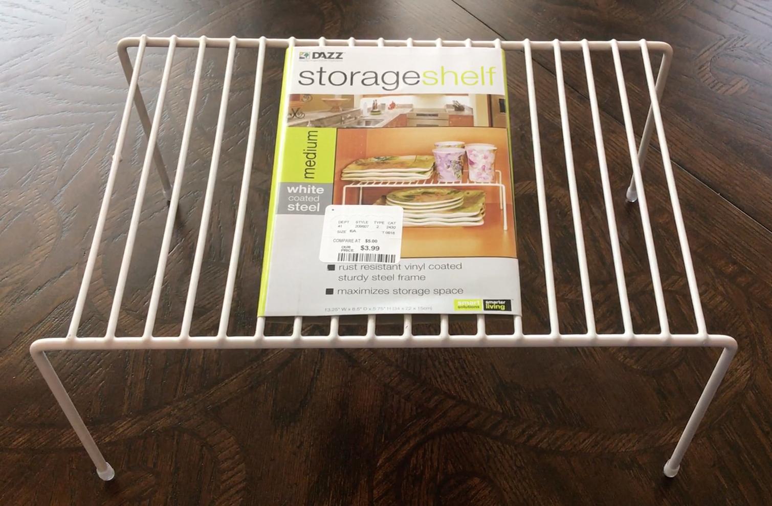 - Home Goods rack