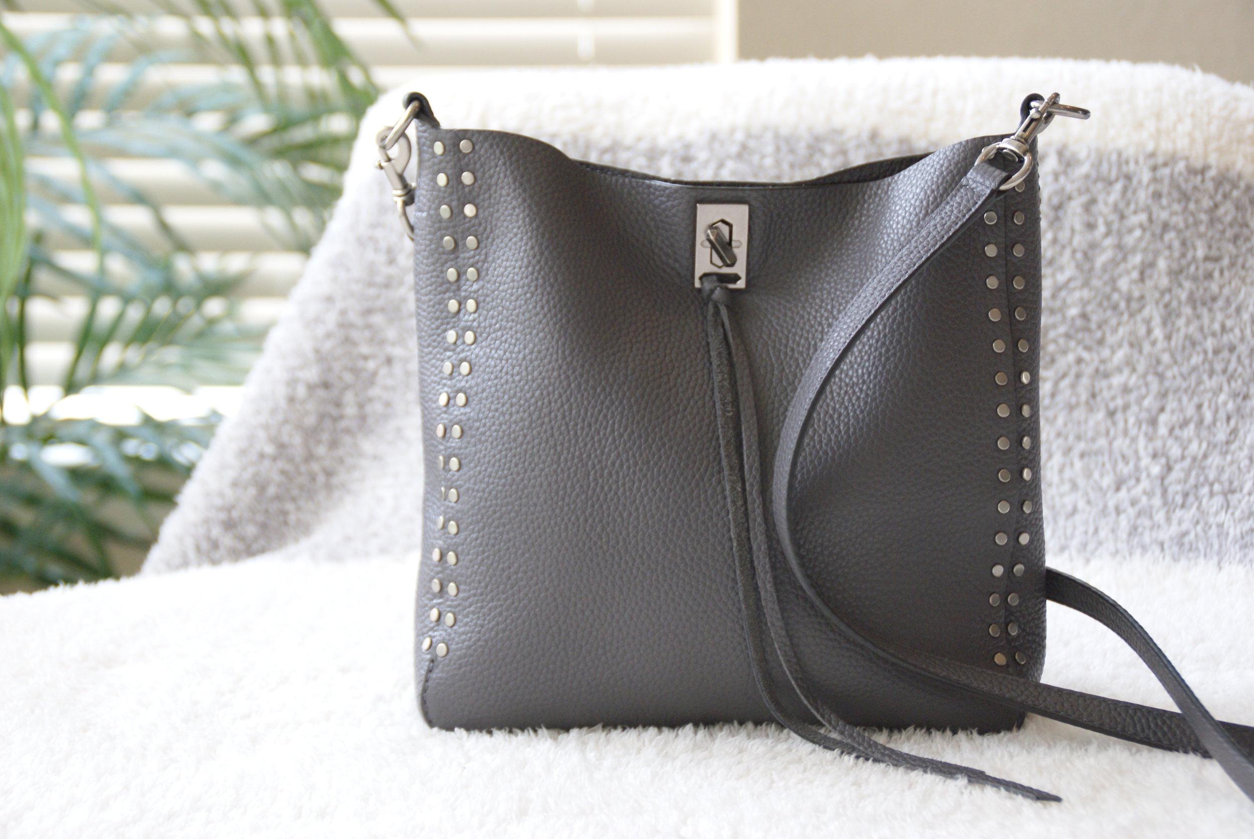Rebecca Minkoff - Darren Small Leather Feed Bag