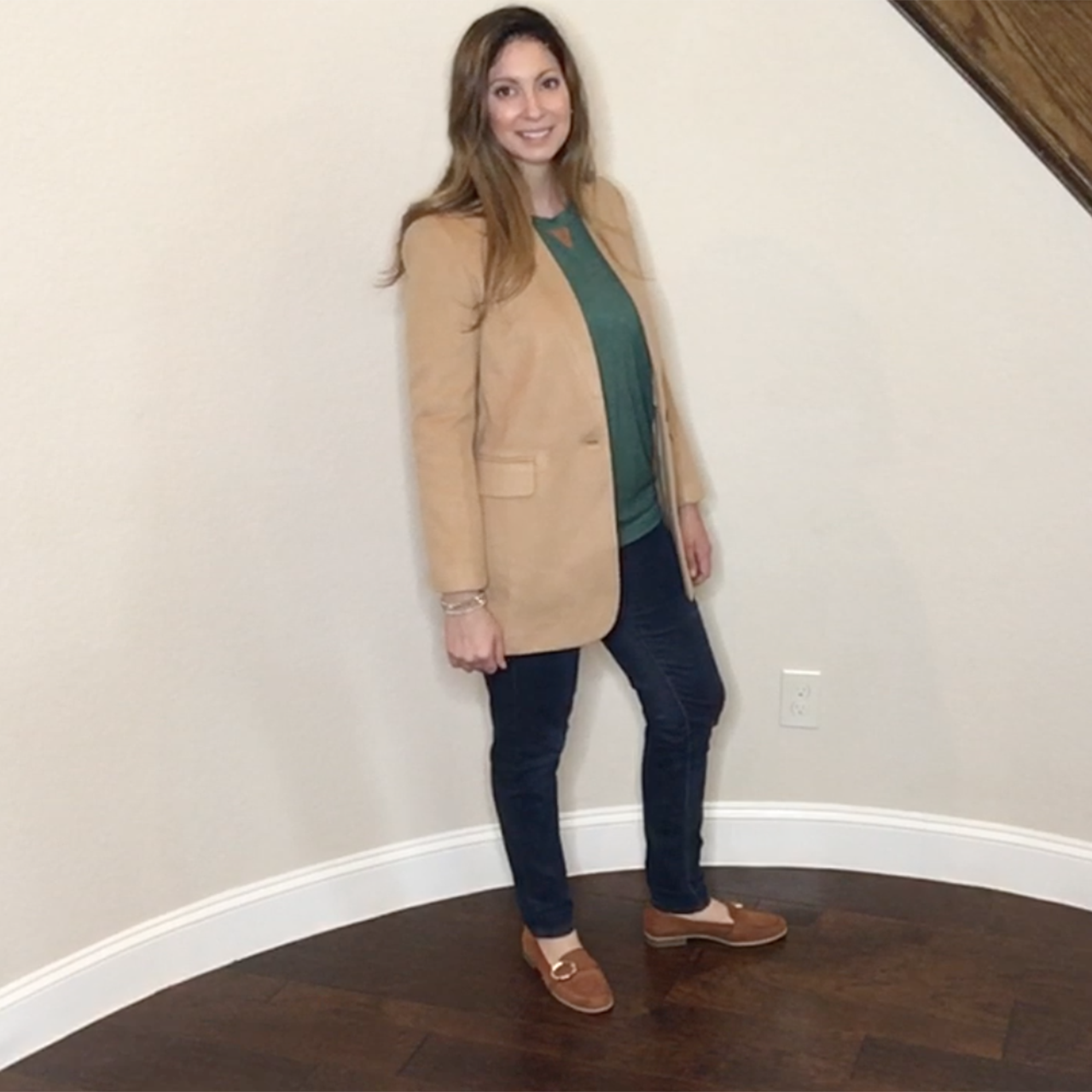 Item 12 - Wool blend overcoat