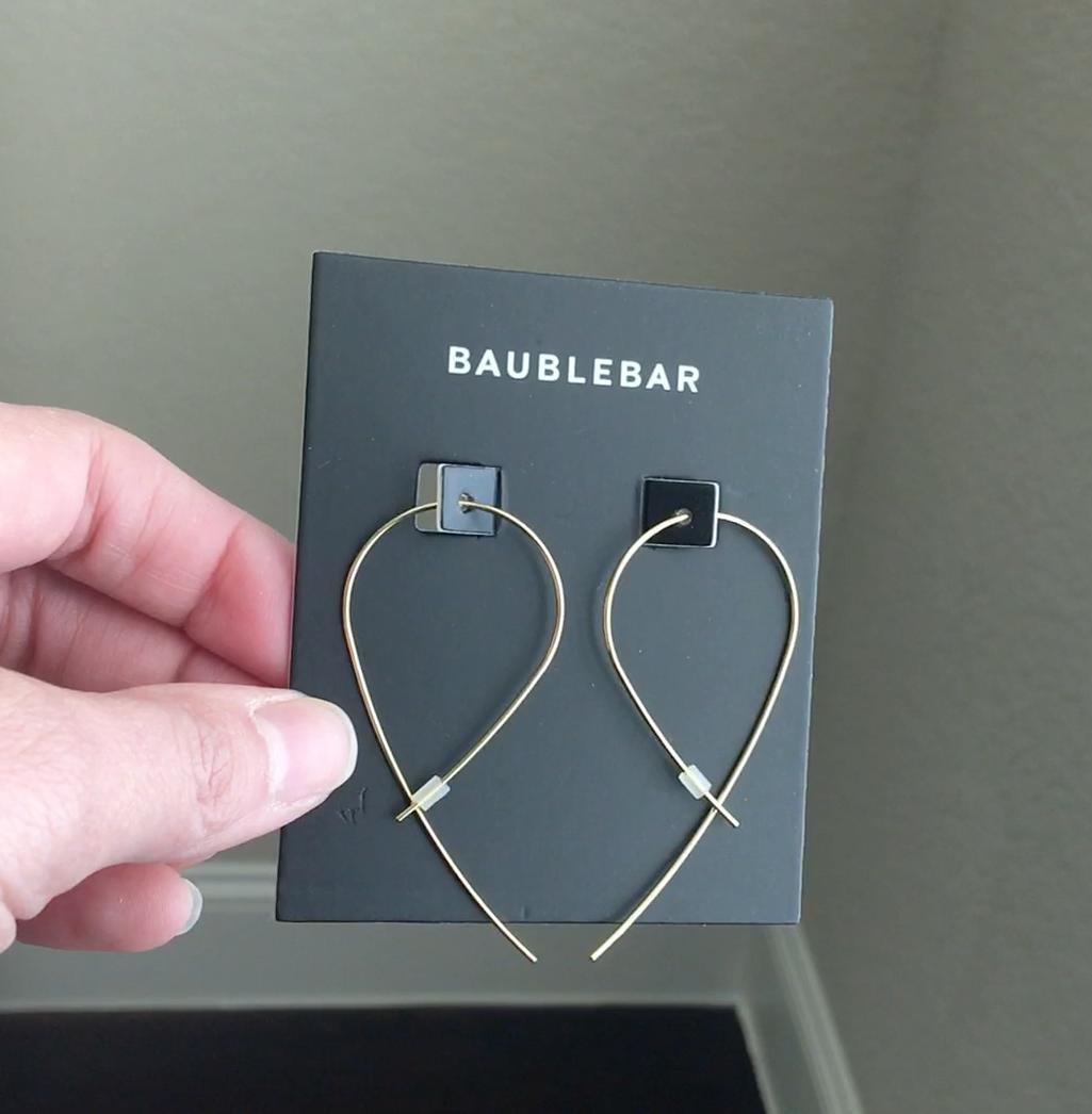 - Bauble Bar Earrings