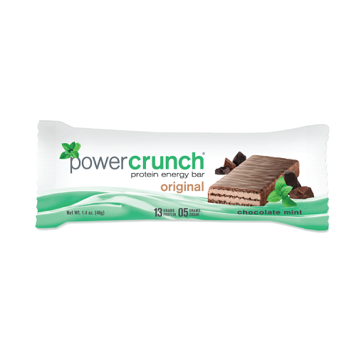 PowerCrunch - Chocolate Mint
