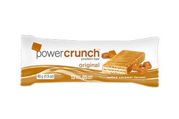 PowerCrunch - Salted Caramel
