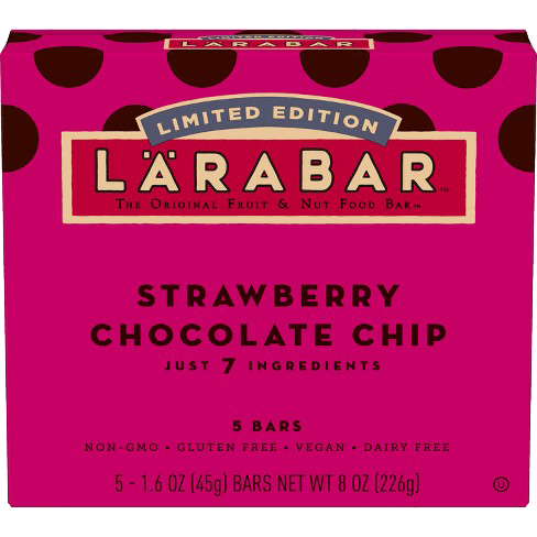 LaraBar - Strawberry Chocolate Chip
