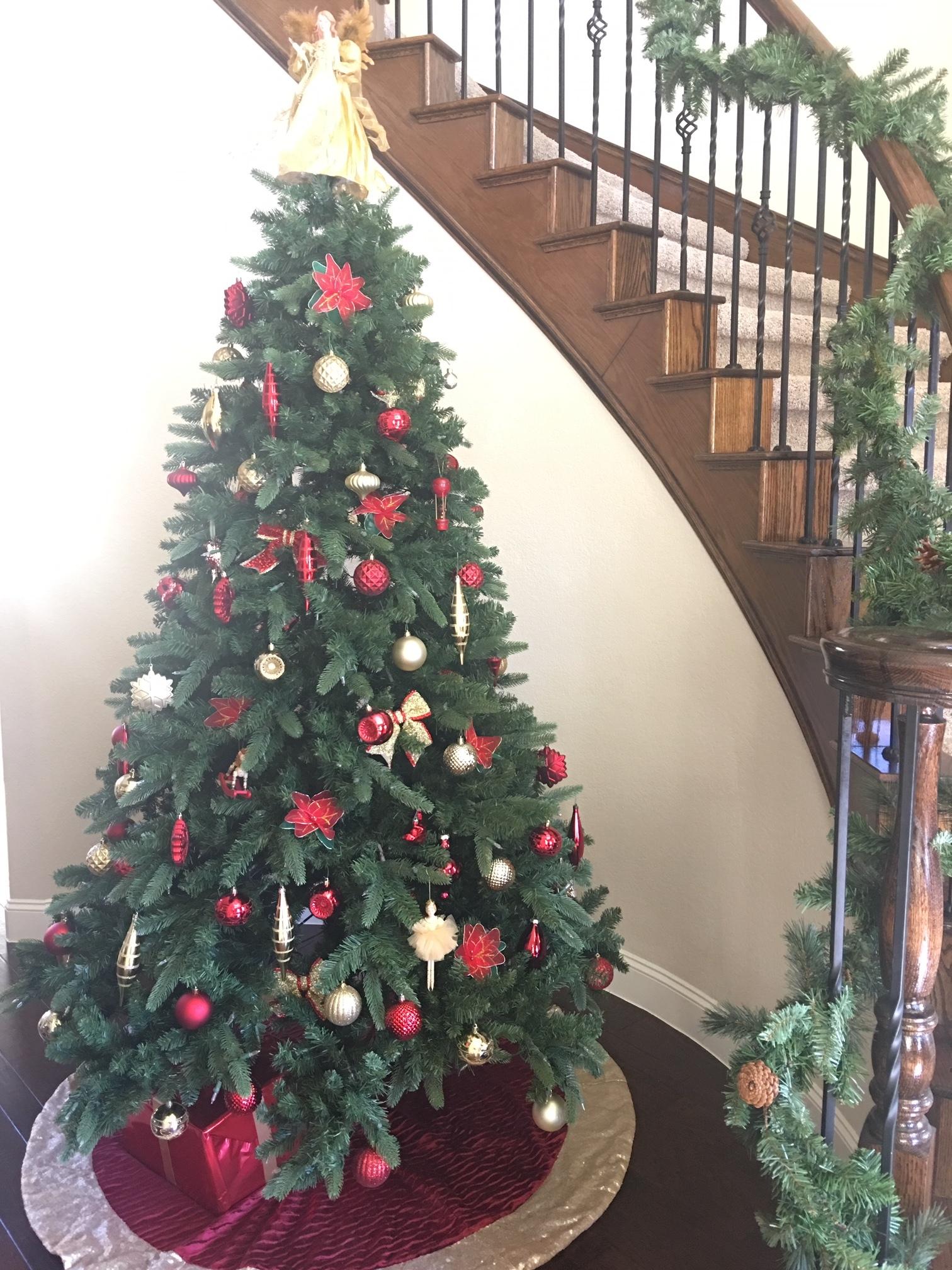 - 7.5' Sierra Nevada Christmas tree