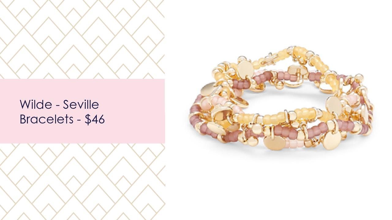 wilde seville bracelet