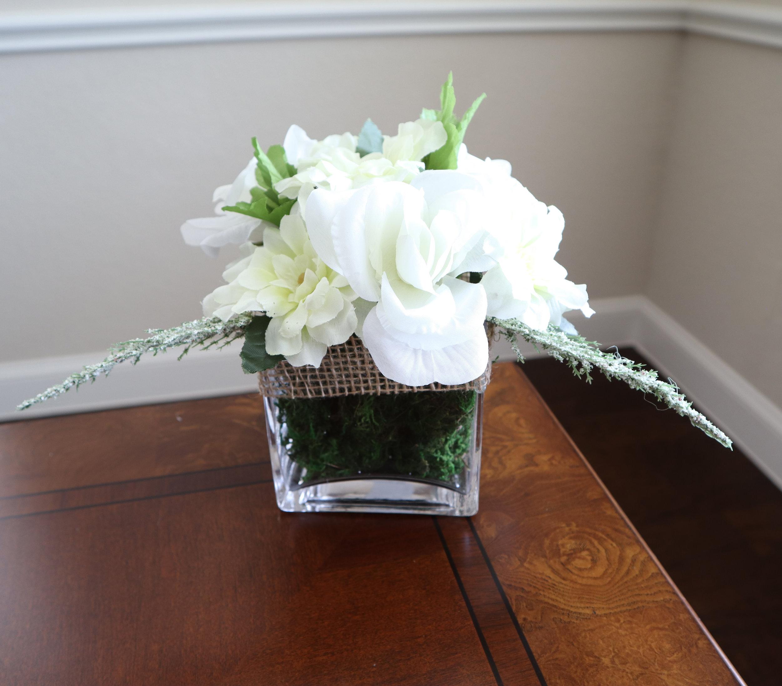 pier 1 floral arrangement