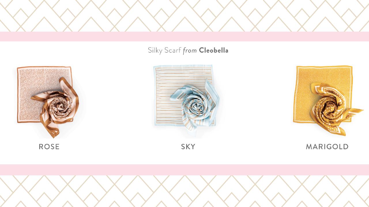 cleobella scarf