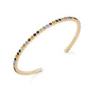 Sophie Harper rainbow cuff