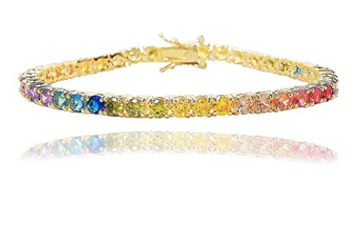 Even better rainbow bracelet! -