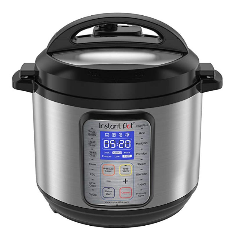 Instant Pot - This is the pressure cooker I like