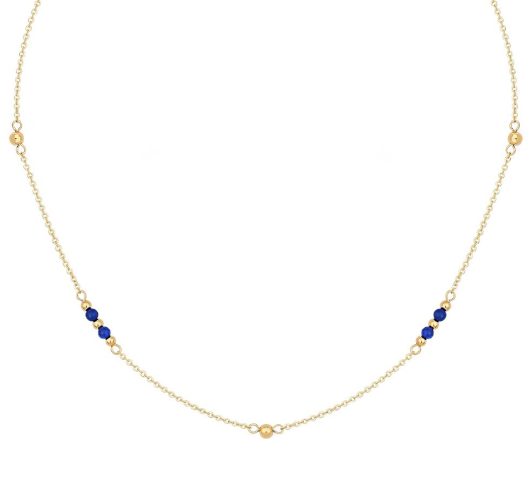 Ana Luisa - Lapis Lazuli Necklace