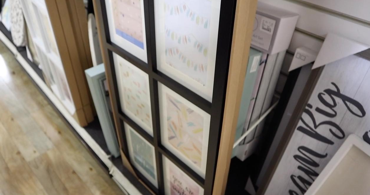 home goods frames
