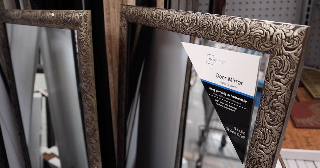 Walmart mirrors cheap