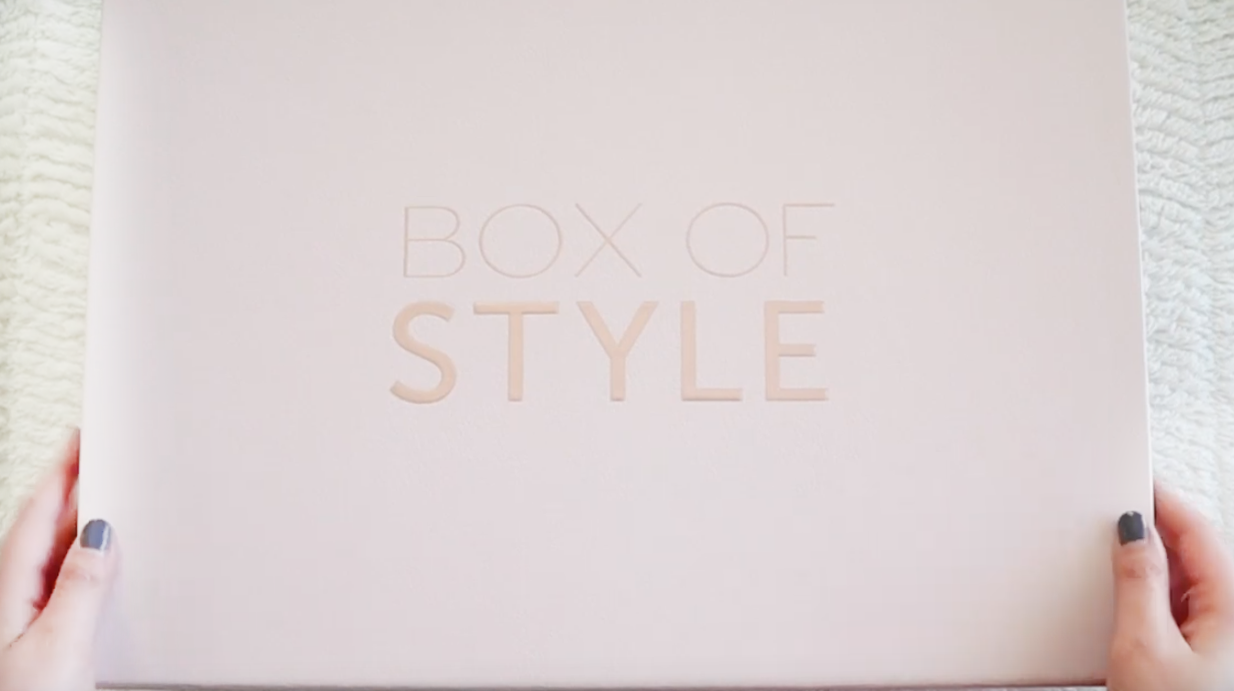 summer 2019 box of style