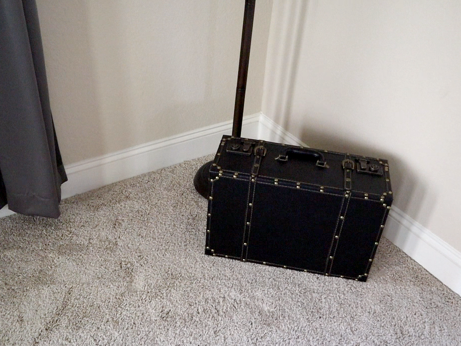 home goods suitcase