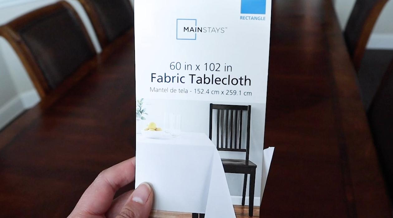 Walmart tablecloth