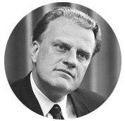 Billy Graham - Learn more about Billy Graham and Lausanne: here.