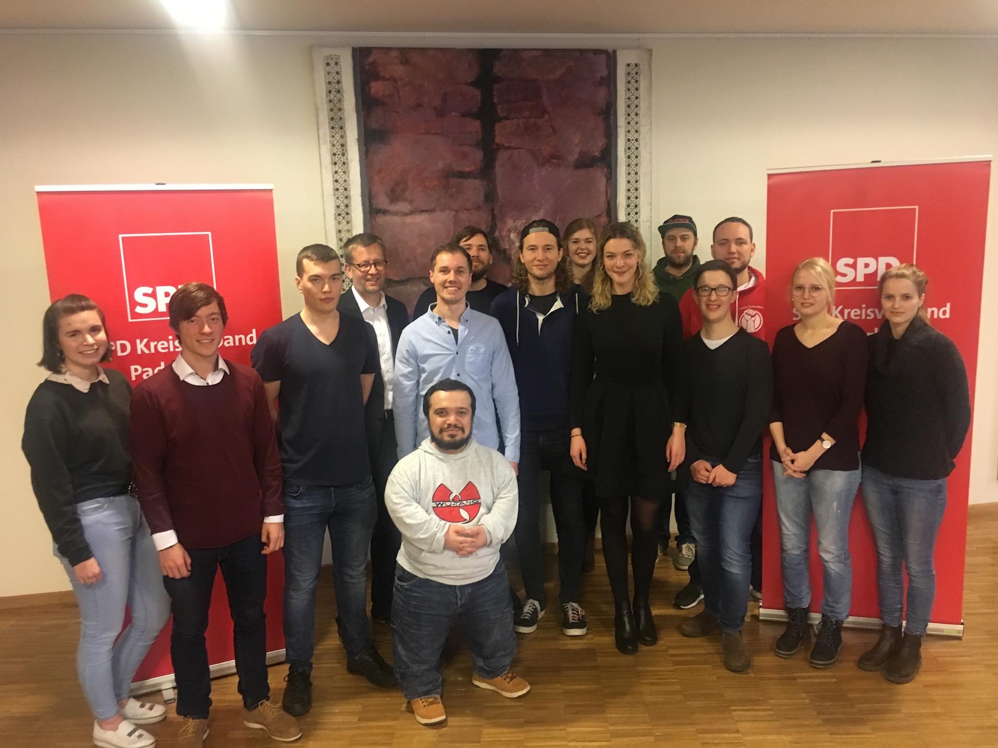 Neujahrsempfang der SPD Paderborn