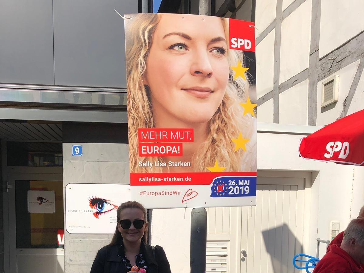 Plakate in Höxter