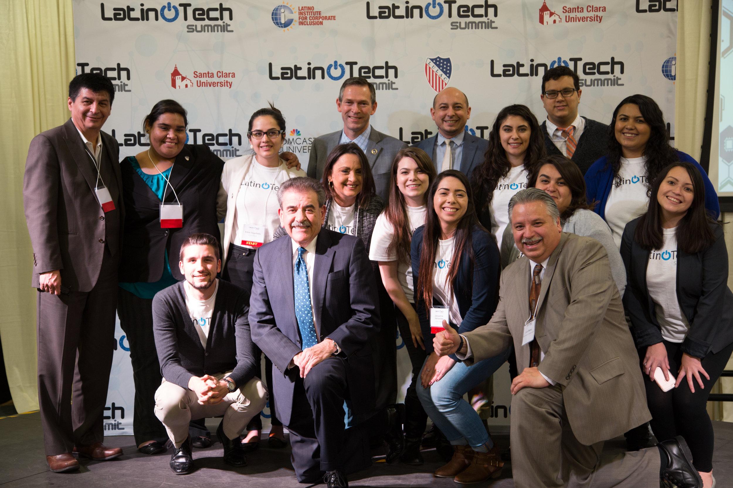 LTS Innagural Summit hosted by Santa Clara University