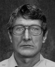 Computer-generated forensic reconstruction of Jackson County John Doe