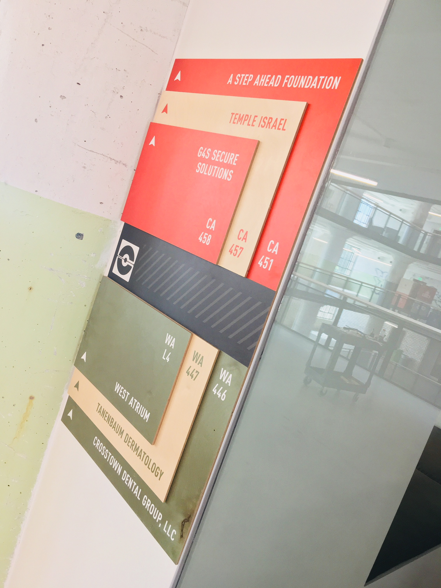 Copy of Crosstown Concourse Wayfinding