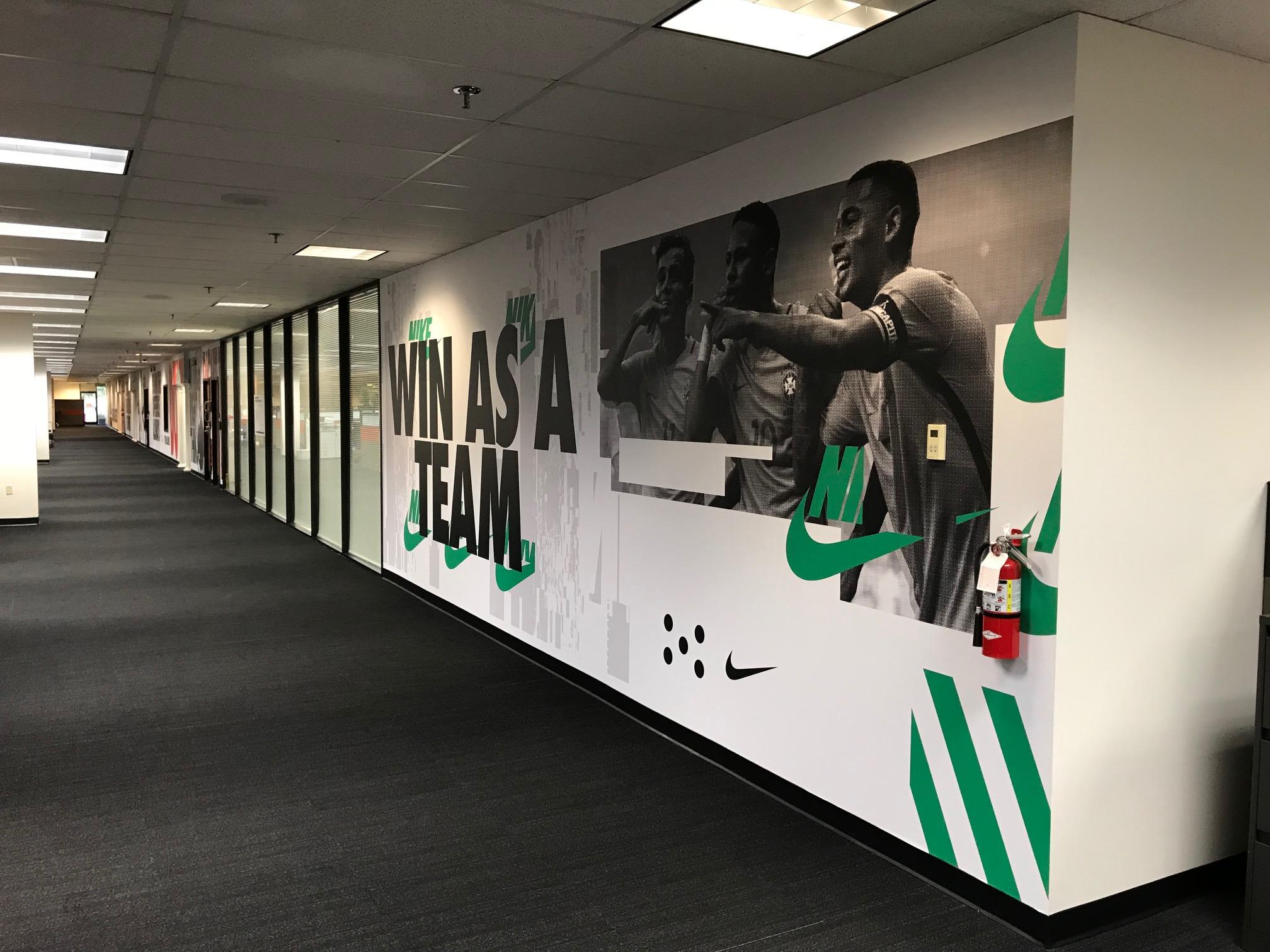 Nike Wallpaper Murals