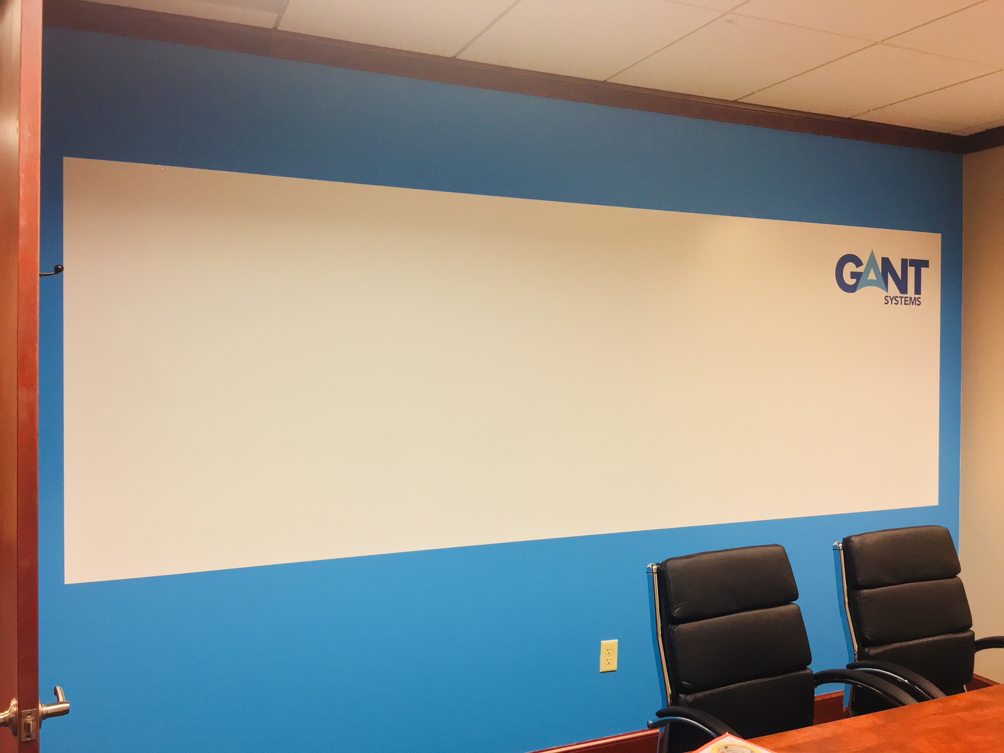 Gant Systems Graphic Whiteboard