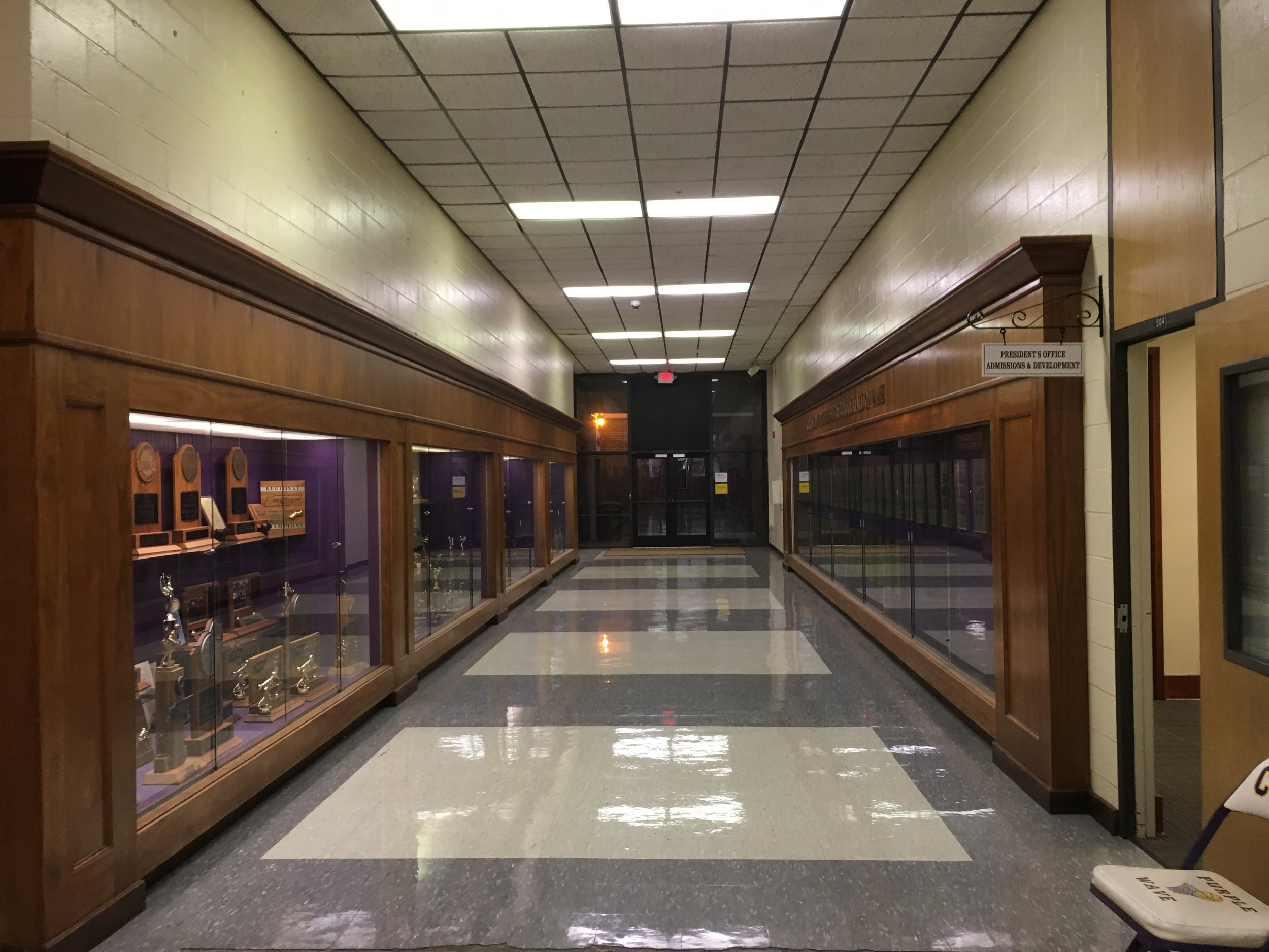 Christian-Brothers-High-School_Before-Renovation_Interior-Branding_LSIGraphics_Memphis-TN ..