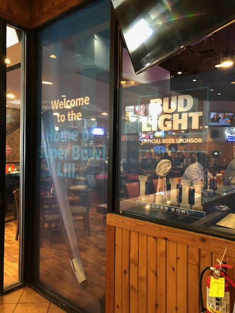 Anheuser-Busch-Super-Bowl-LIII_Hooters-Restaurant_Window-Graphics_Events_LSIGraphics_Atlanta-GA_3 ..