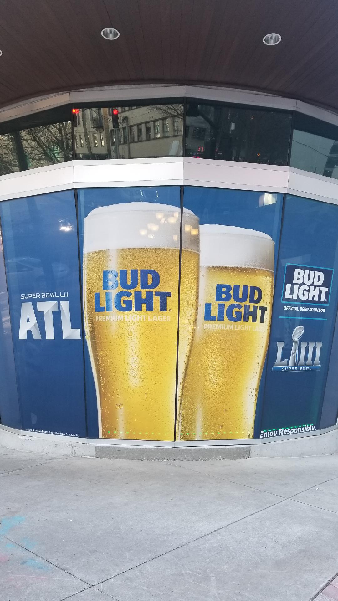 Anheuser-Busch-Super-Bowl-LIII_Fado-Irish-Pub_Window-Graphics_Events_LSIGraphics_Atlanta-GA ..