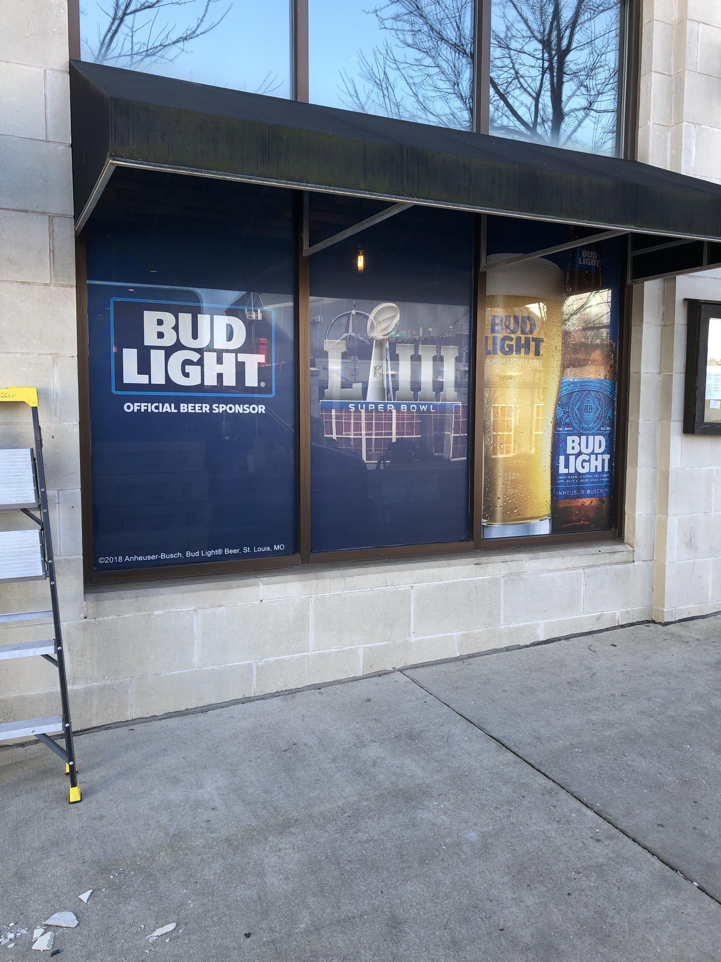 Anheuser-Busch-Super-Bowl-LIII_Smoke-Ring-Liquor-Store_Window-Graphics_Events_LSIGraphics_Atlanta-GA ..