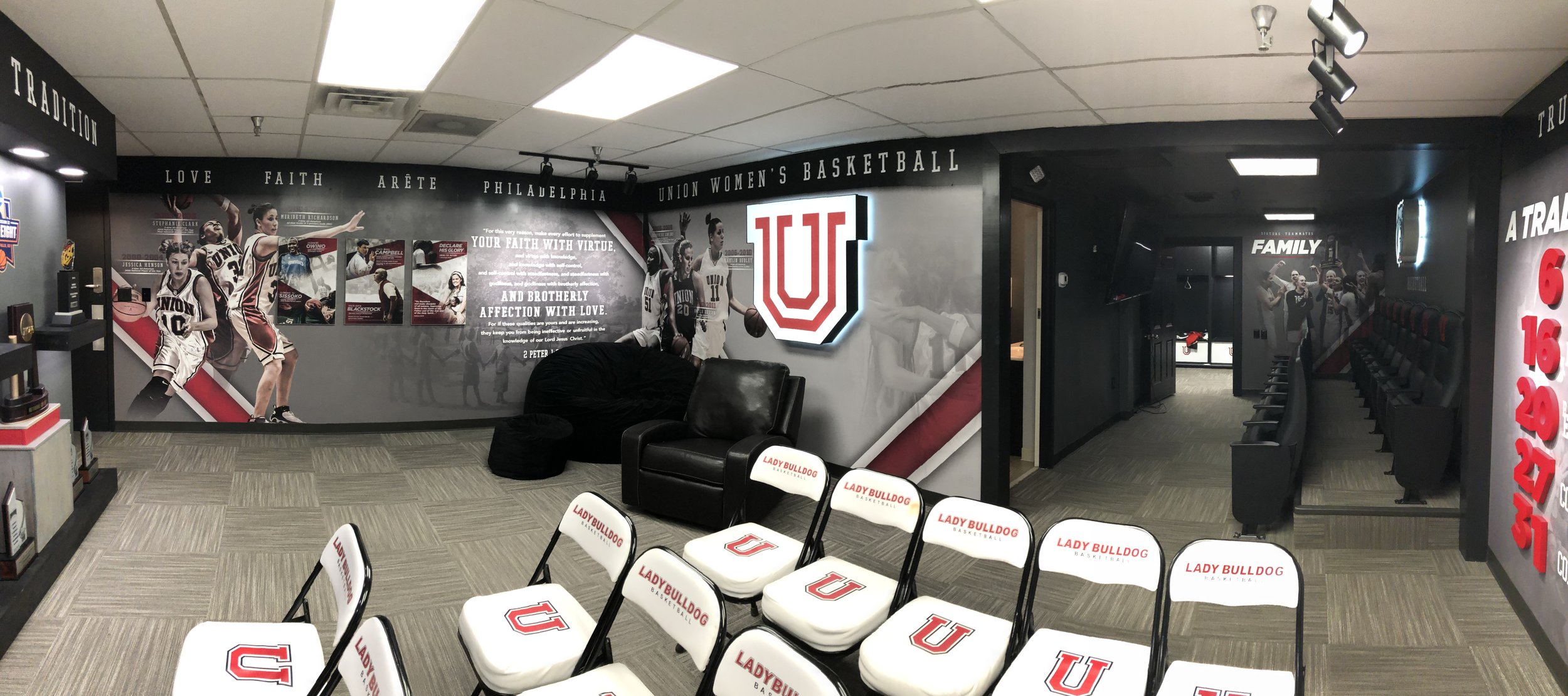 After-Union-University_Womens-Basketball-Locker-Room_Interior-Branding_LSIGraphics_Memphis-TN-17 ..