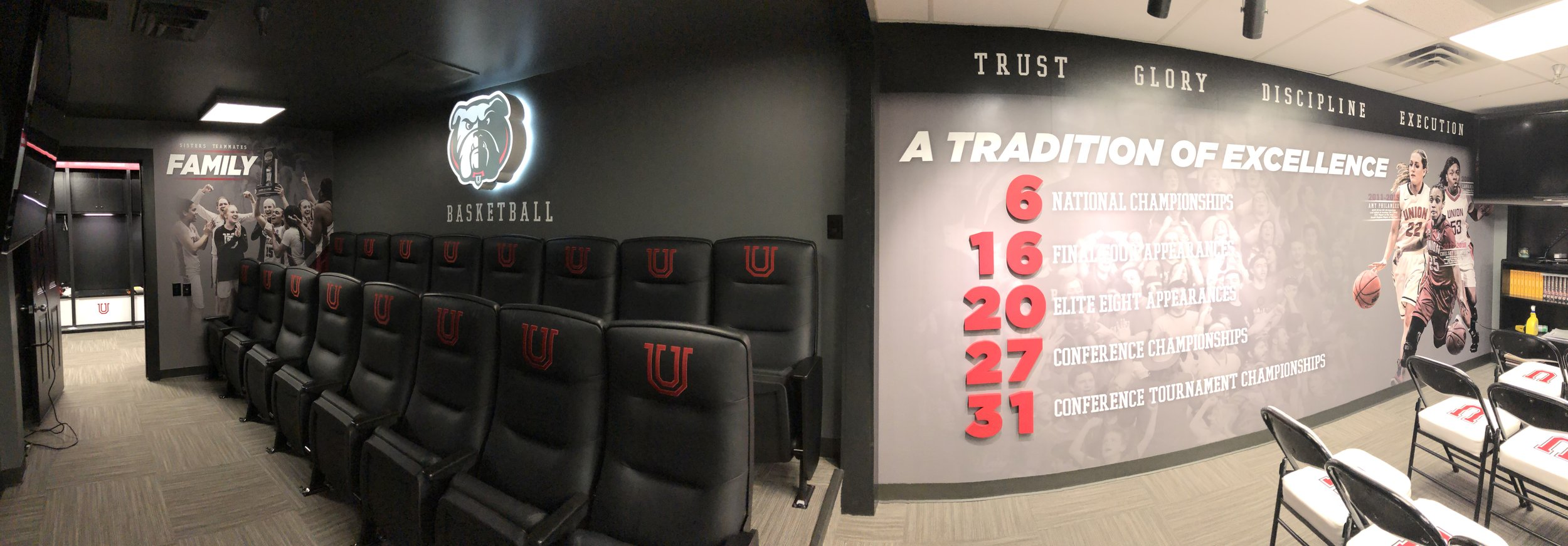 After-Union-University_Womens-Basketball-Locker-Room_Interior-Branding_LSIGraphics_Memphis-TN-18 ..