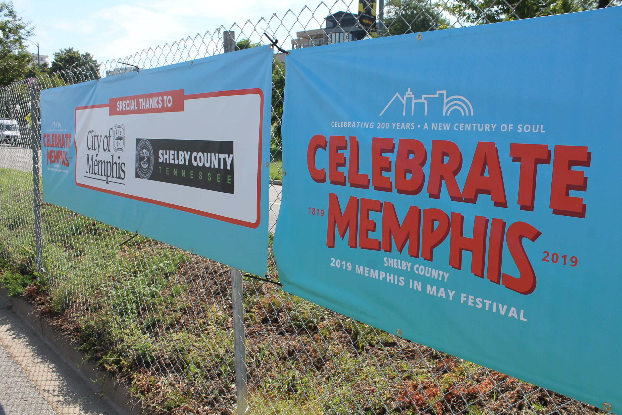 Memphis-In-May_Celebrate-Memphis_Fence-Mesh-Banners_Events_LSIGraphics_Memphis-TN ..