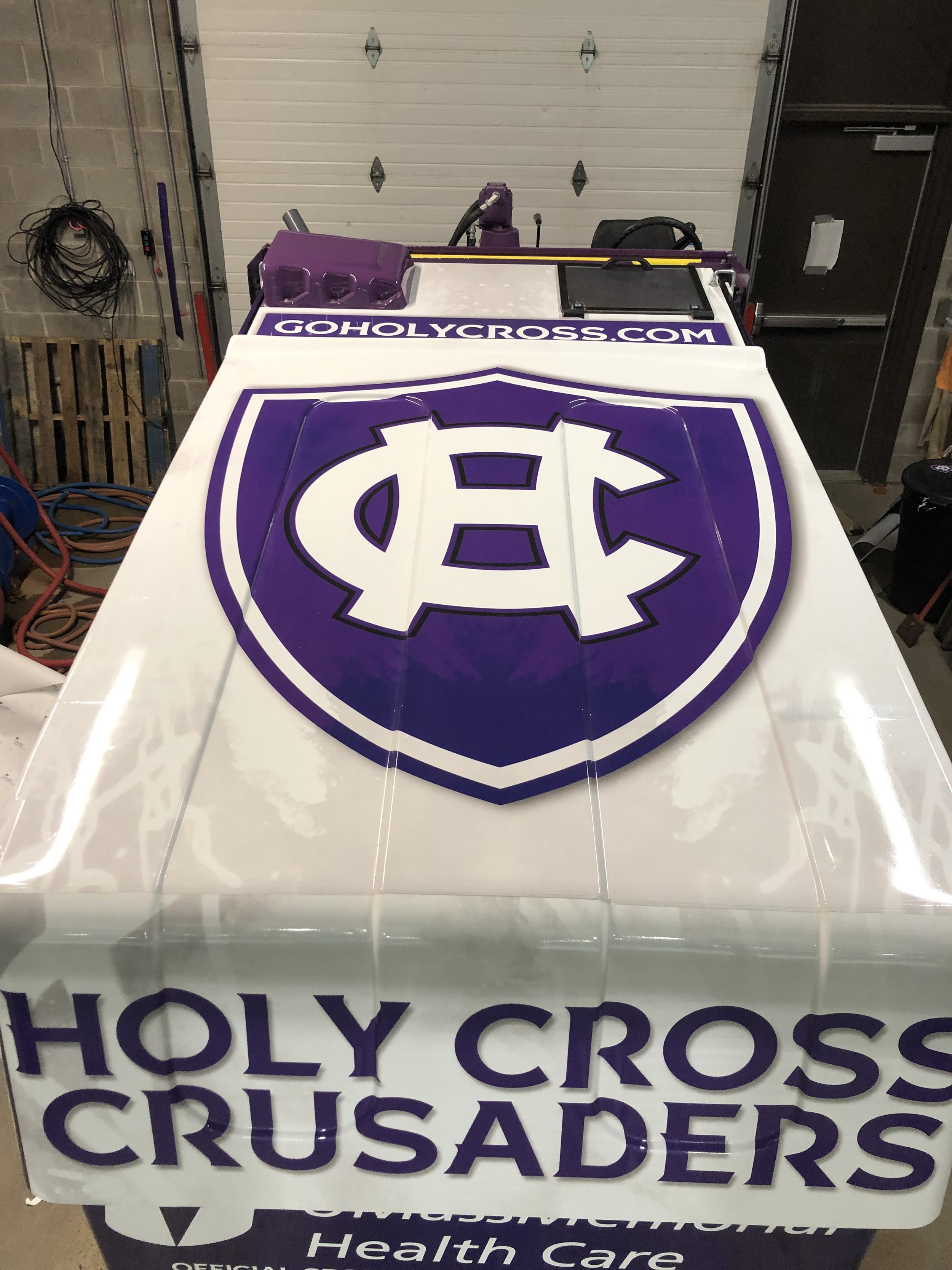 College-of-the-Holy-Cross_Womens-Soccer-Locker-Room_LSIGraphics_Providence-RI-3 ..